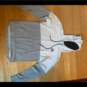 *never worn* men's adidas hoodie